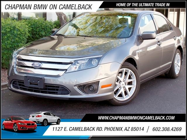 2011 Ford Fusion SEL 50987 miles SEL Package MP3 Sync Leather Sirius Satellite Phone wireless