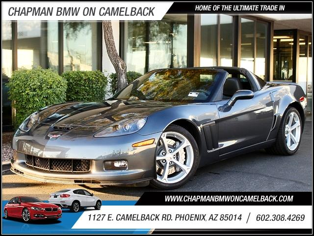 2013 Chevrolet Corvette Grand Sport 1LT 3028 miles 1127 E Camelback BUY WITH CONFIDENCE C