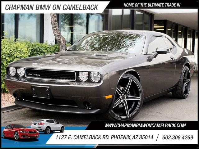 2013 Dodge Challenger SXT 16796 miles 1127 E Camelback BUY WITH CONFIDENCE Chapman BMW is