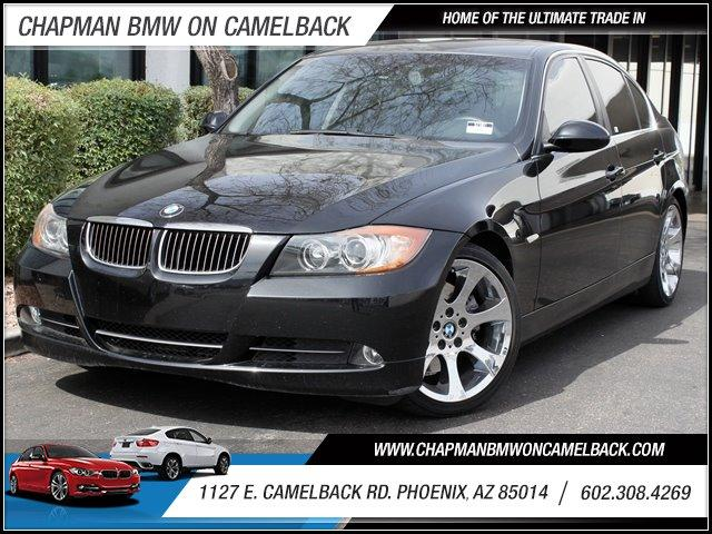 2006 BMW 3-Series Sdn 330i 61817 miles 1127 E Camelback BUY WITH CONFIDENCE Chapman BMW i