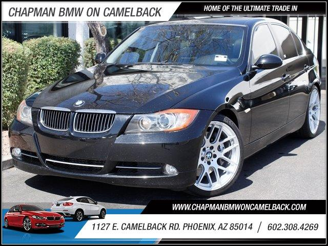 2008 BMW 3-Series 4dr Sdn 335i RWD 84206 miles 1127 E Camelback BUY WITH CONFIDENCE Chapm