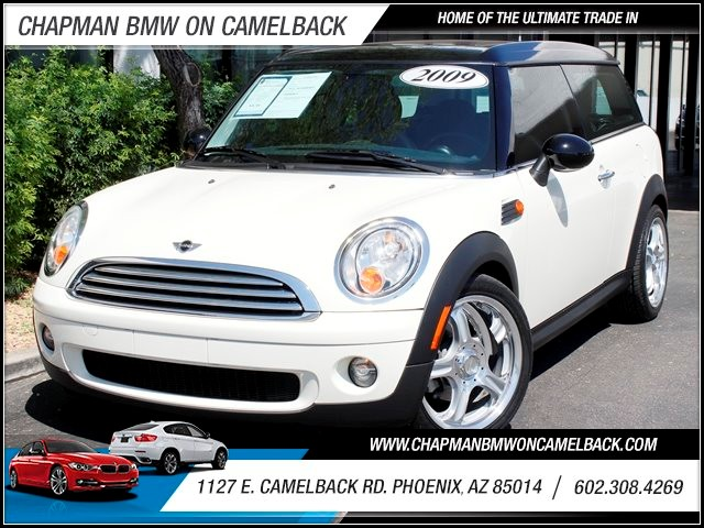 2009 MINI Cooper Clubman 65201 miles Sport Package Panorama Roof Customer Wheels and Tires Roll