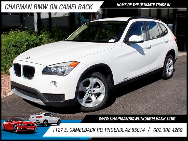 2013 BMW X1 sDrive28i 57887 miles 1127 E Camelback BUY WITH CONFIDENCE Chapman BMW is loc