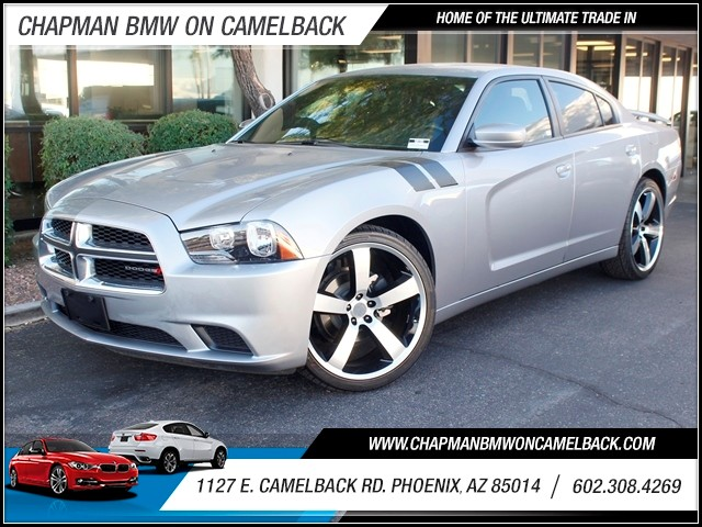 2014 Dodge Charger SE 23257 miles 1127 E Camelback BUY WITH CONFIDENCE Chapman BMW Used C