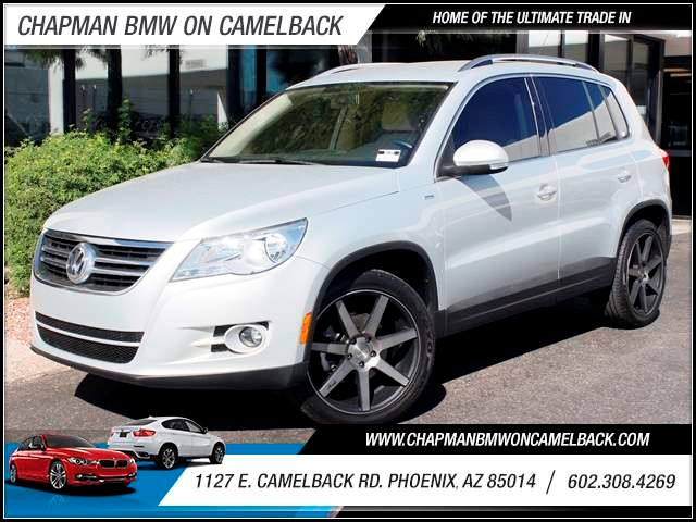 2010 Volkswagen Tiguan Wolfsburg Edition 71985 miles 1127 E Camelback BUY WITH CONFIDENCE