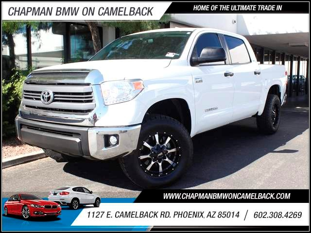 2014 Toyota Tundra SR5 Crew Cab 4937 miles 1127 E Camelback BUY WITH CONFIDENCE Chapman B