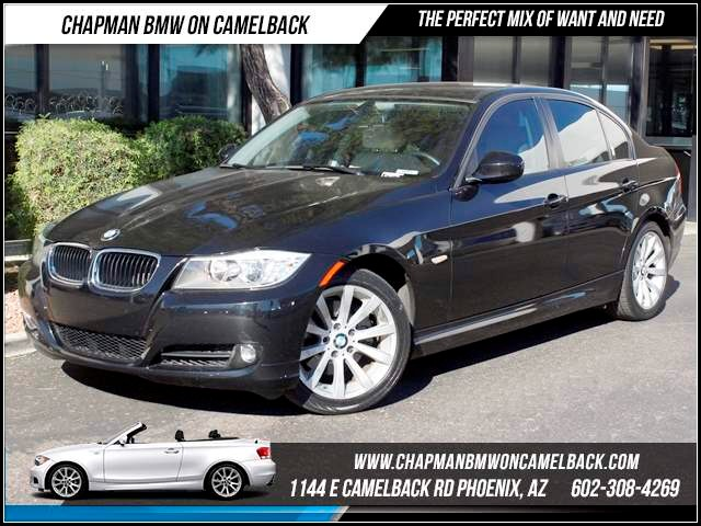 2011 BMW 3-Series Sdn 328i 47043 miles 1144 E CamelbackHappier Holiday Sales Event on Now Chap