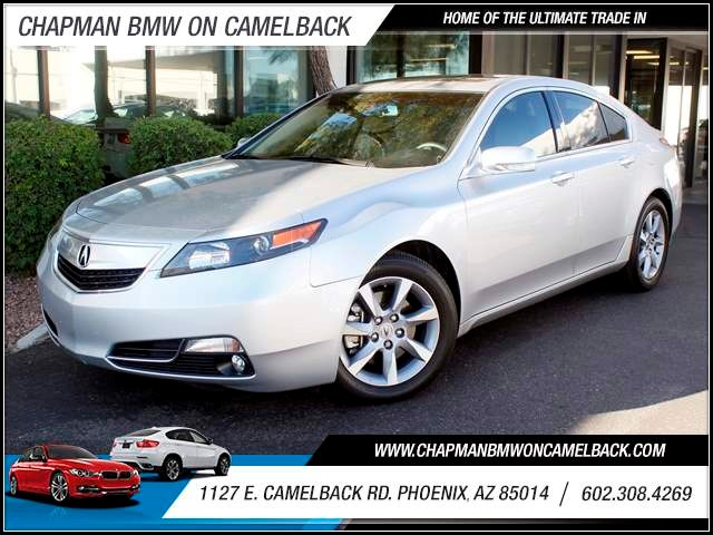 2013 Acura TL 13388 miles 1127 E Camelback BUY WITH CONFIDENCE Chapman BMW is located at