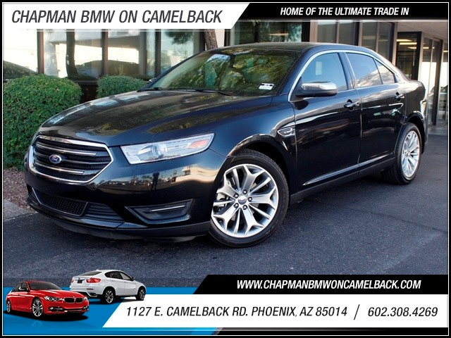 2014 Ford Taurus Limited 36330 miles 1127 E Camelback BUY WITH CONFIDENCE Chapman BMW is