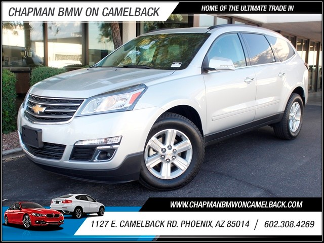 2013 Chevrolet Traverse LT 30448 miles 1127 E Camelback BUY WITH CONFIDENCE Chapman BMW i