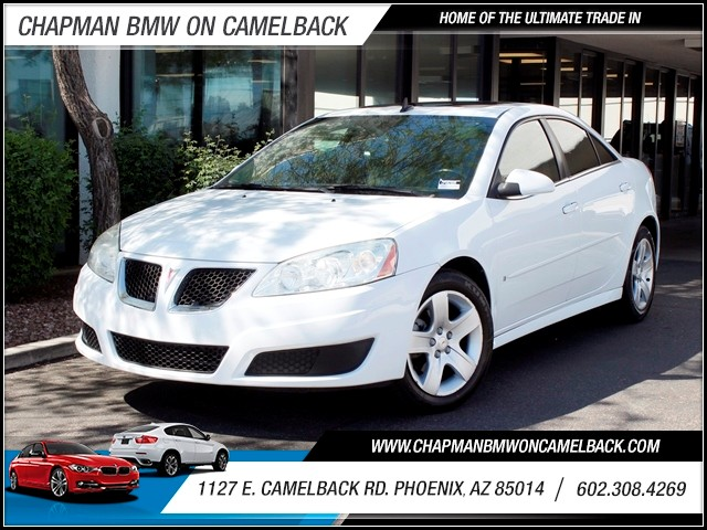 2010 Pontiac G6 75787 miles 602 385-2286 1127 E Camelback HOME OF THE ULTIMATE TRADE IN