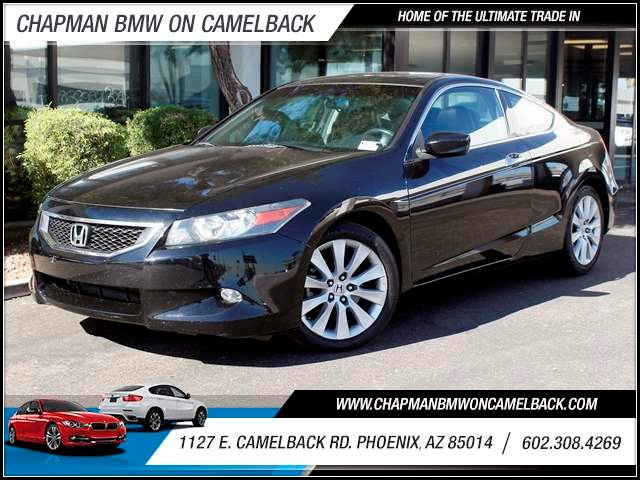 2010 Honda Accord EX-L wNavi 37225 miles 1127 E Camelback BUY WITH CONFIDENCE Chapman BM