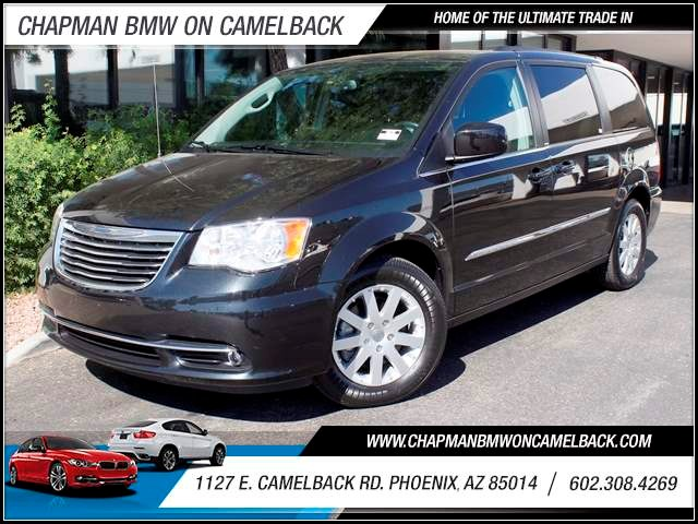 2014 Chrysler Town and Country Touring 40501 miles 1127 E Camelback BUY WITH CONFIDENCE C