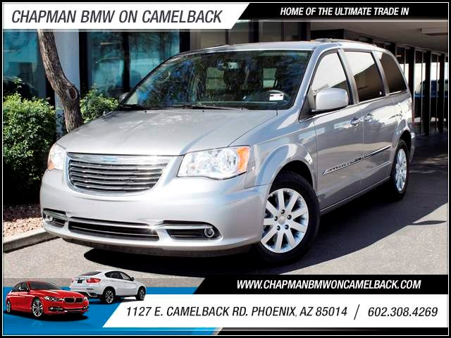 2014 Chrysler Town and Country Touring 42700 miles 602 385-2286 1127 Camelback TAX SEASON IS