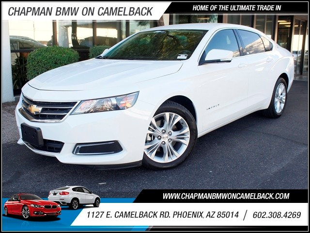 2014 Chevrolet Impala LT 22024 miles 1127 E Camelback BUY WITH CONFIDENCE Chapman BMW is