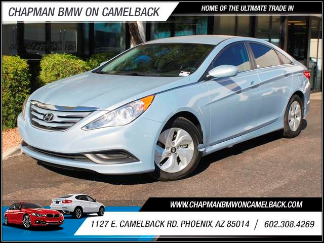 2014 Hyundai Sonata GLS 20551 miles 1127 E Camelback BUY WITH CONFIDENCE Chapman BMW is l