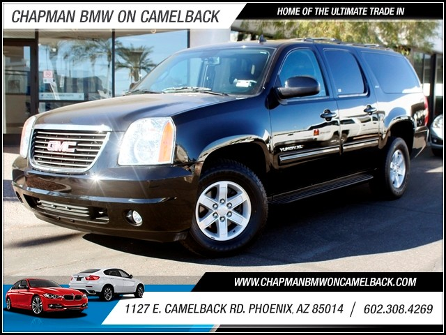 2014 GMC Yukon XL SLT 1500 27889 miles 1127 E Camelback BUY WITH CONFIDENCE Chapman BMW i
