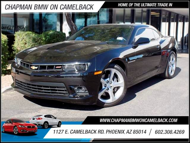 2014 Chevrolet Camaro SS 14361 miles 1127 E Camelback BLACK FRIDAY SALE EVENT going on NOW throug