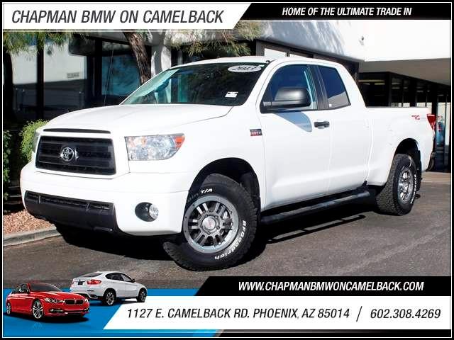 2013 Toyota Tundra Grade Crew Cab 12388 miles 1127 E Camelback BUY WITH CONFIDENCE Chapma