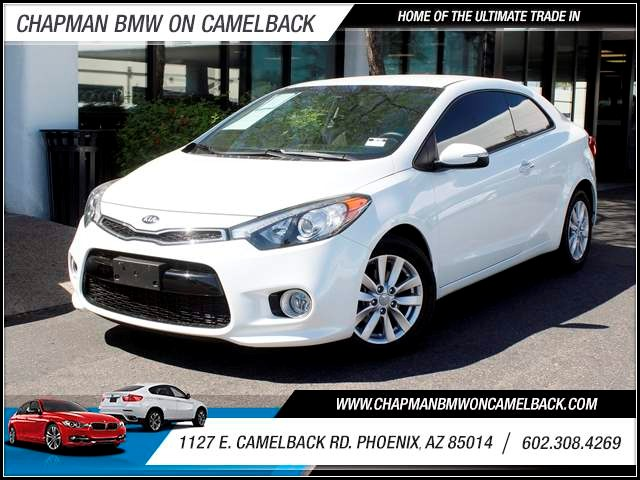 2014 Kia Forte Koup EX 12022 miles 602 385-2286 1127 Camelback RD TAX SEASON IS HERE Buy th
