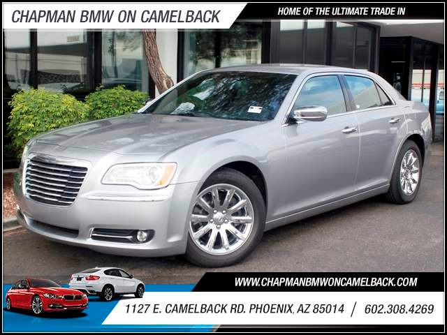 2014 Chrysler 300 C 30134 miles 1127 E Camelback BUY WITH CONFIDENCE Chapman BMW is locat