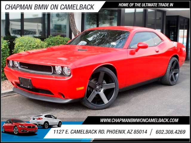 2014 Dodge Challenger SXT 23370 miles 1127 E Camelback BUY WITH CONFIDENCE Chapman BMW is