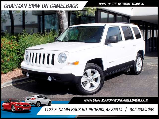 2011 Jeep Patriot Sport 53810 miles 602 385-2286 1127 Camelback RD TAX SEASON IS HERE Buy t