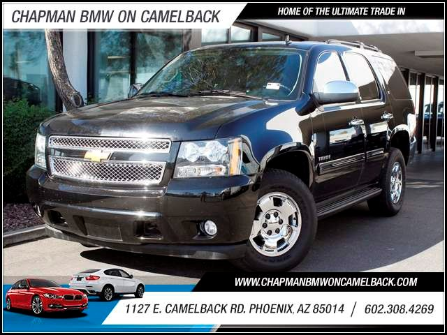2014 Chevrolet Tahoe LT 35294 miles 602 385-2286 1127 Camelback TAX SEASON IS HERE Buy the