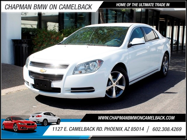 2011 Chevrolet Malibu LT 93885 miles 602 385-2286 1127 E Camelback HOME OF THE ULTIMATE TRAD