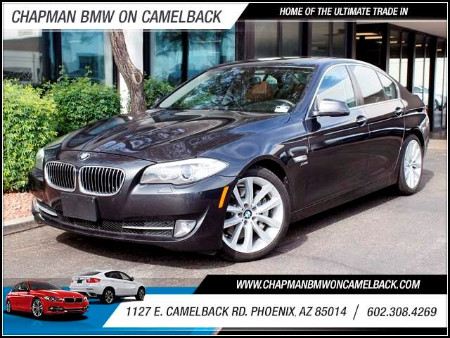 2011 BMW 5-Series 535i xDrive 20998 miles 1127 E Camelback BUY WITH CONFIDENCE Chapman BM