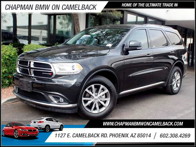 2014 Dodge Durango Limited 22230 miles 1127 E Camelback BUY WITH CONFIDENCE Chapman BMW i