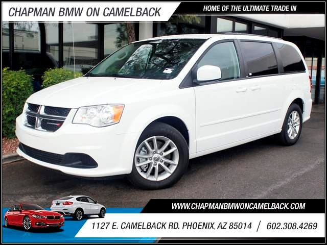 2014 Dodge Grand Caravan SXT 20737 miles 1127 E Camelback BUY WITH CONFIDENCE Chapman BMW