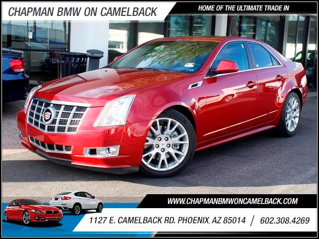 2012 Cadillac CTS 36L Performance 11797 miles 1127 E Camelback BUY WITH CONFIDENCE Chapm