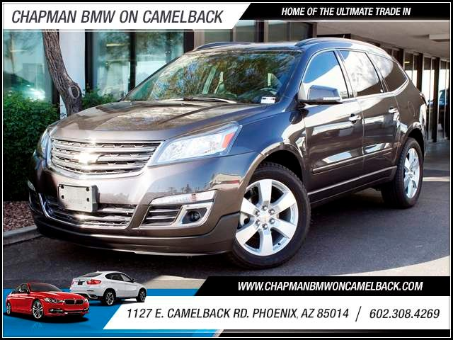 2014 Chevrolet Traverse LTZ 10589 miles 602 385-2286 1127 Camelback TAX SEASON IS HERE Buy