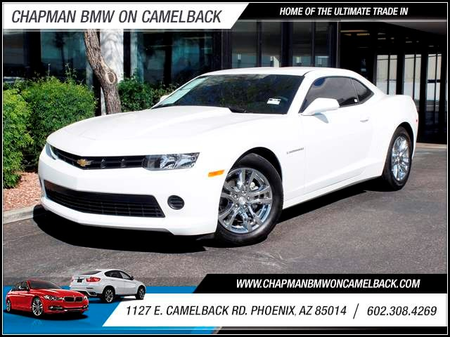 2014 Chevrolet Camaro LS 8197 miles 602 385-2286 1127 Camelback TAX SEASON IS HERE Buy the