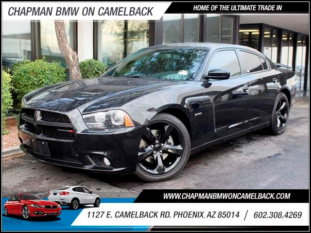 2014 Dodge Charger RT 26886 miles 1127 E Camelback BUY WITH CONFIDENCE Chapman BMW is lo
