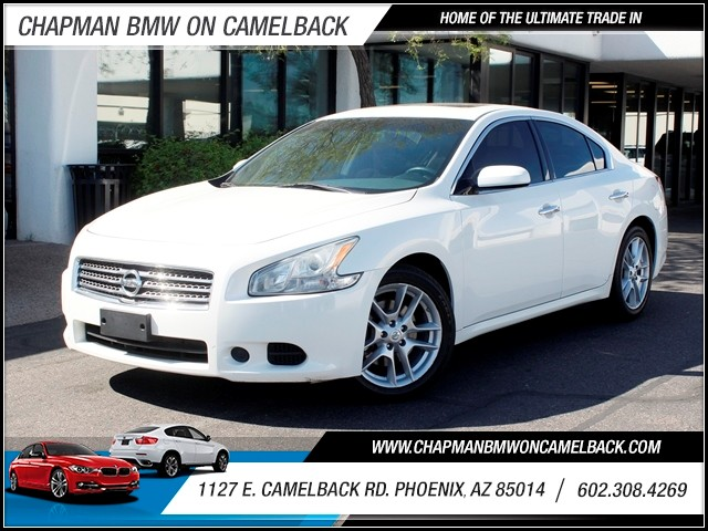 2010 Nissan Maxima 35 S 87027 miles 602 385-2286 1127 E Camelback HOME OF THE ULTIMATE TRAD