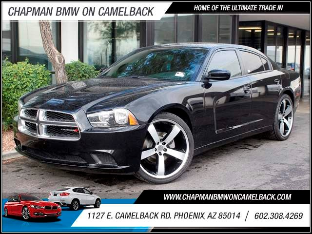 2014 Dodge Charger SE 15859 miles 1127 E Camelback BUY WITH CONFIDENCE Chapman BMW is loc