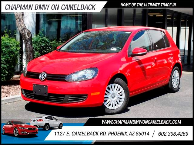 2013 Volkswagen Golf 25L PZEV 25843 miles 602 308-4269 1127 Camelback TAX SEASON IS HERE Bu