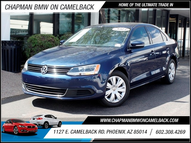 2013 Volkswagen Jetta SE PZEV 27252 miles 602 385-2286 1127 E Camelback HOME OF THE ULTIMATE