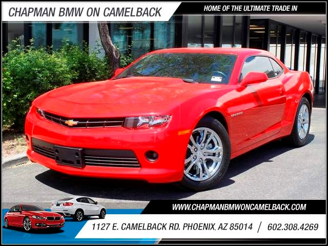 2014 Chevrolet Camaro LT 20300 miles 602 385-2286 1127 Camelback TAX SEASON IS HERE Buy the