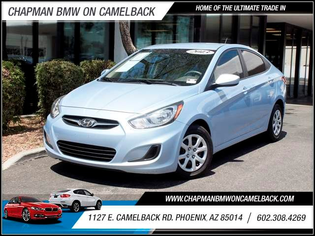 2013 Hyundai Accent GLS 34019 miles 602 385-2286 1127 E Camelback HOME OF THE ULTIMATE TRADE