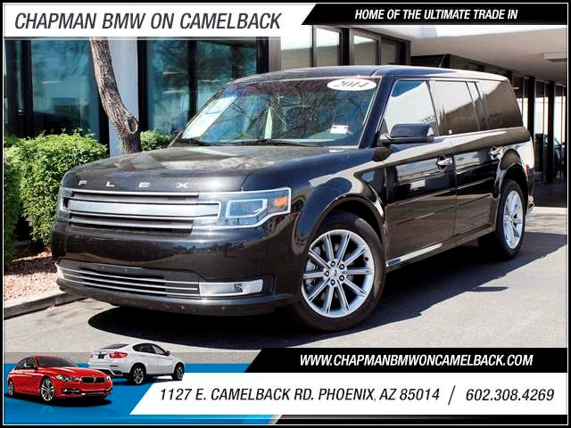2014 Ford Flex Limited 21898 miles 602 385-2286 1127 Camelback RD TAX SEASON IS HERE Buy th