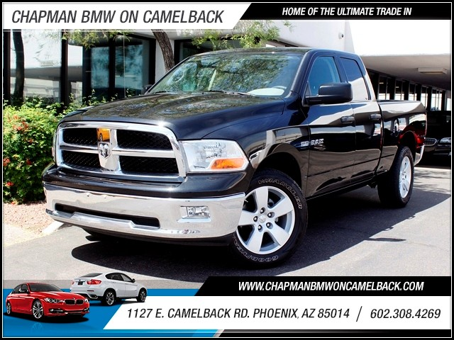 2009 Dodge Ram 1500 SLT Extended Cab 75137 miles 602 385-2286 1127 Camelback TAX SEASON IS HE