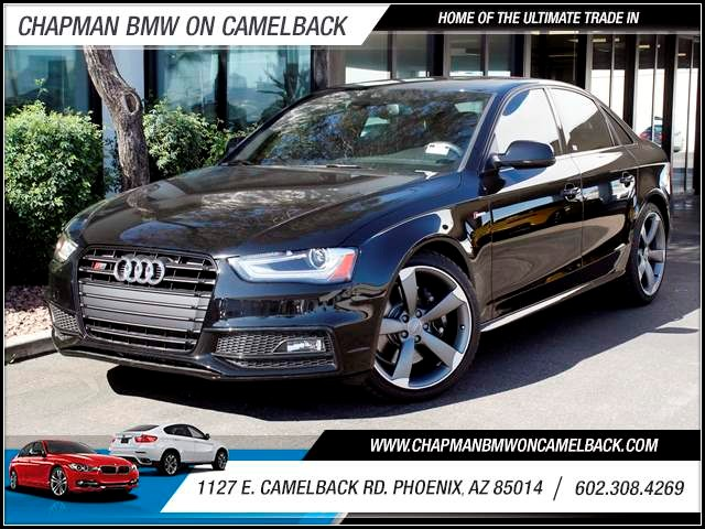 2014 Audi S4 30T quattro Prem Plus 3902 miles TAX SEASON IS HERE Buy the car or truck of your