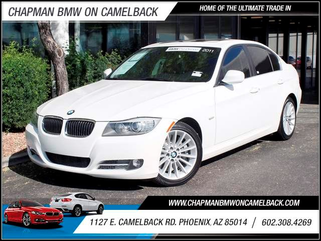 2011 BMW 3-Series 335d Nav Prem Pkg 65414 miles 602 385-2286 1127 Camelback TAX SEASON IS HER