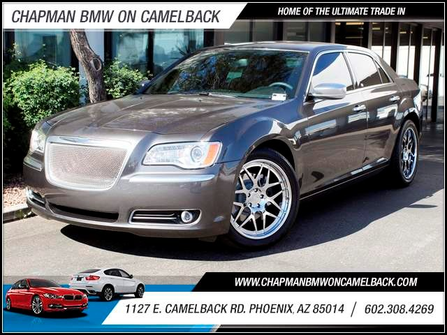 2014 Chrysler 300 C John Varvatos Limited Edition 1259 miles TAX SEASON IS HERE Buy the car or
