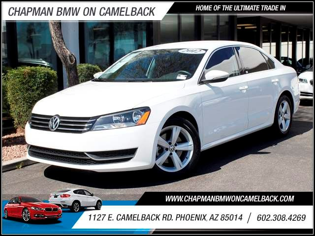 2012 Volkswagen Passat SE PZEV 28023 miles TAX SEASON IS HERE Buy the car or truck of your DREA