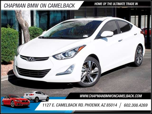 2014 Hyundai Elantra Limited 35980 miles 602 308-4269 1127 Camelback RD TAX SEASON IS HERE