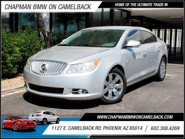 2010 Buick LaCrosse CXL 90787 miles 602 385-2286 1127 E Camelback HOME OF THE ULTIMATE TRADE